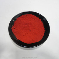 raw material used in paint industry concrete pigment iron oxide red 130