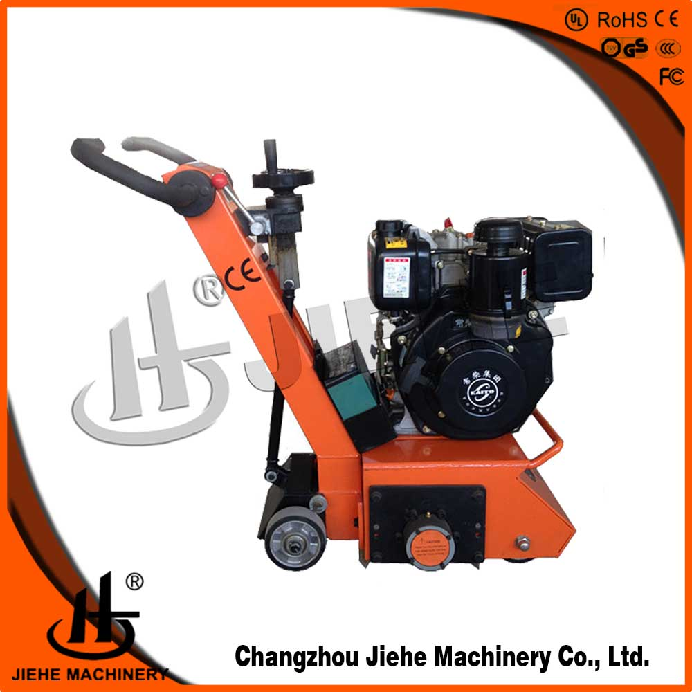 Concrete road milling machine for surface preparation(JHE-200D)