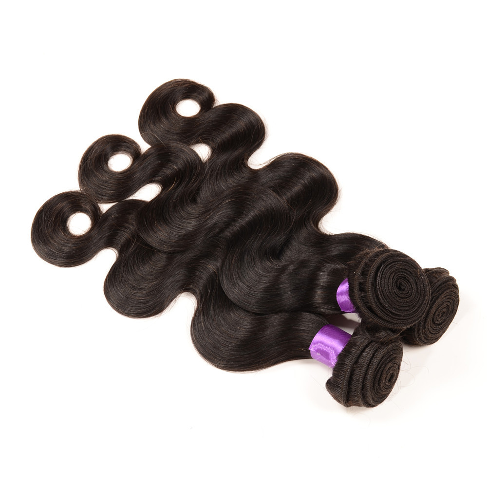 Bulk Buy From China Real Virgin Brazilian Body Wave Human Hair <strong>16</strong> Inch Hair Weft