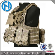 Protection Heavy duty Military Combat Tactical Vest Outdoor Equipment