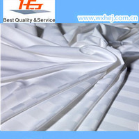 Microfiber Satin Stripe Fabric Textile