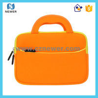 Promotional durable nice shockproof durable neoprene miracle laptop sleeve