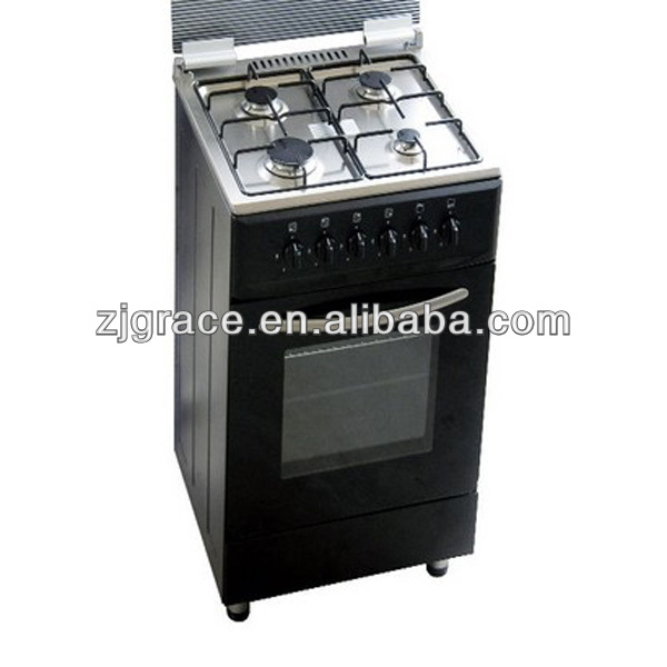 Kitchen free standing cooking gas burner