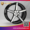 XRACING-2015 Brand new 16 inches alloy wheels black
