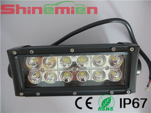 "hotsale 7"" cree 36w led work light bar 36w led working light off road DRIVING lamp"