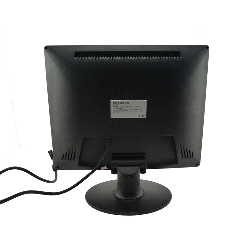Square lcd monitor 15 Inch With VGA Input 1280x800