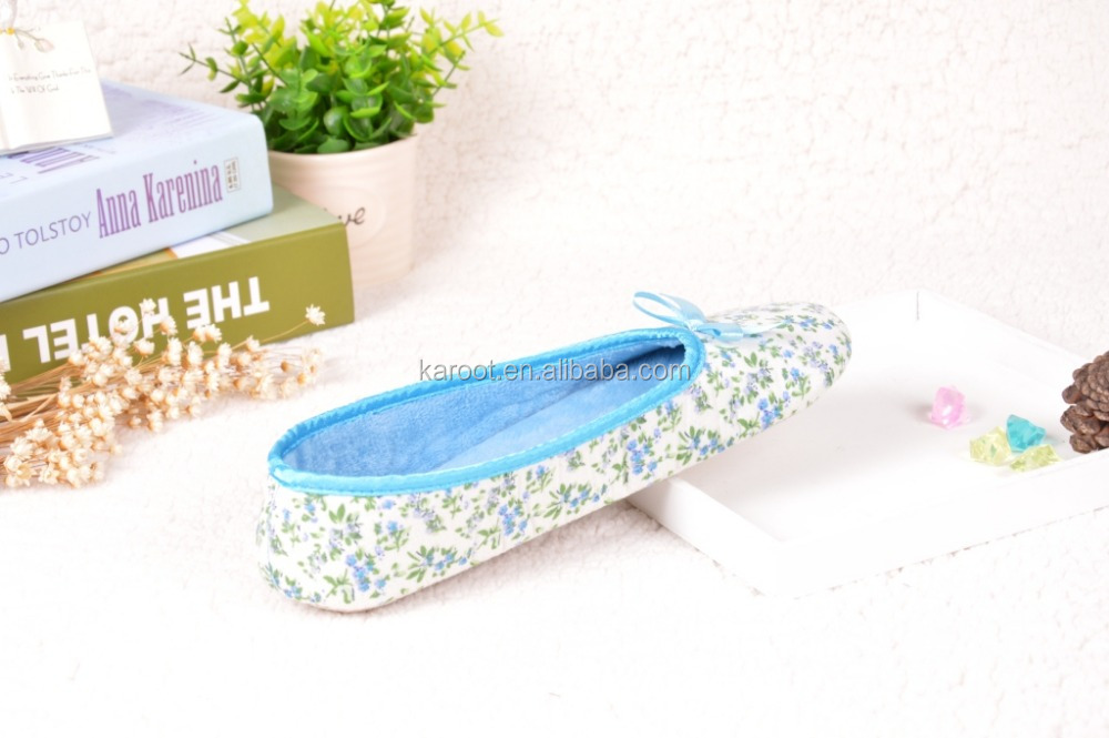 new design high quality bedroom slipper Chinese Shoe