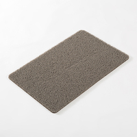 Hot sale factory price popular anti slip coil rolls simple pvc kitchen floor mat