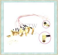 90 Degree Angle RF SMA Male to IPEX First Generation Cable Connector (0.1m,0.15m,0.2m,0.3m,0.5m,1m)