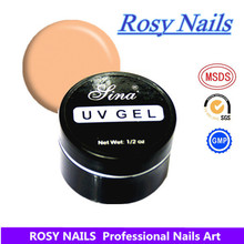 2017 new arrival camouflage uv gel for nail arts