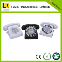 Factory directly supply old model telephones with H.F Speaker phone vintage phone