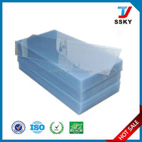 PVC Roll Sheet 1mm PVC Roll 2mm 3mm For Thermoforming Folding Boxes