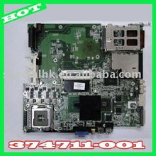 INTEL Laptop Motherboard For HP ZD8000 374711-001