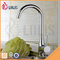 (YLS605-33) China supplier chrome single lever torneira durable kitchen faucet