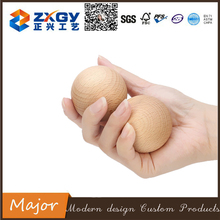 High Quality Natural Wooden Meditation Ball Round Wooden Ball