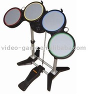 4 in 1 wired drum kit for PS2/PS3/WII/PC