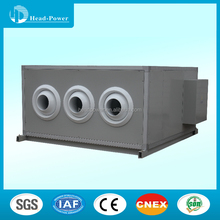 Anti-mould filter used air-cooled duct split air conditioner unit