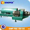 Oily Sludge/ Slurry Decanter Centrifuge, 304 Stainless Steel, durable dewatering equipment