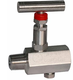 F-M needle valve with block JT-1