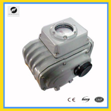 AC380v 50NM 4-20ma electric valve actuator for ball valve