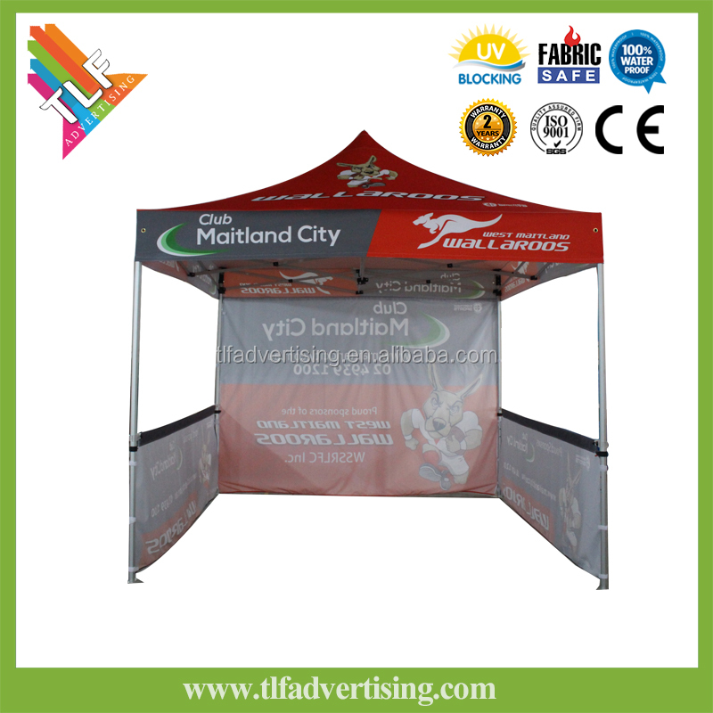 Best selling portable flea market 10x10 feet folding tent