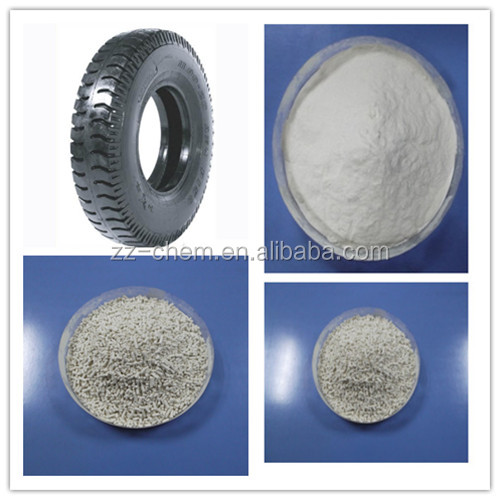 Double Vigour accelerator / powder rubber chemical CBS with popular