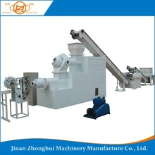 Laundry soap processing machine