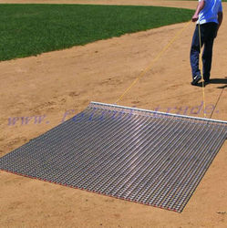 Steel Drag Mat for Lawn Leveling