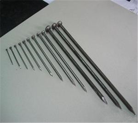Factory top quality iron nail for construction usage iron nails