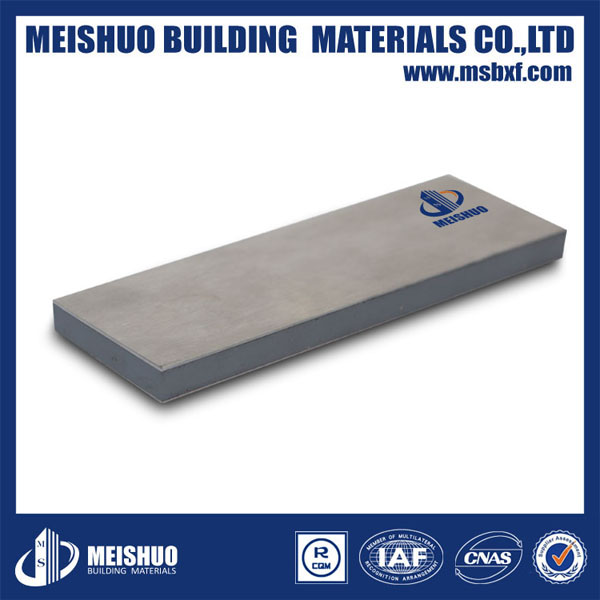 Concrete Control Joint/Floor Tile Trim with Neoprene Core