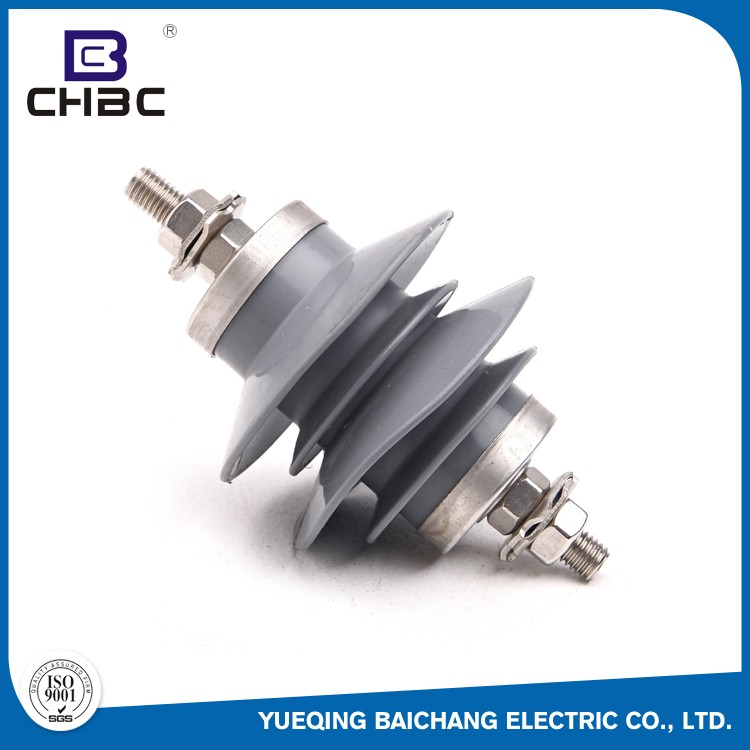 CHBC Low Price High Quality 6KV5KA High Voltage Composite Lightning Surge Arrester
