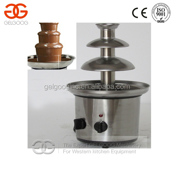 new stainless steel home chocolate fountains machine chocolate fondue machine chocolate fountain. Black Bedroom Furniture Sets. Home Design Ideas