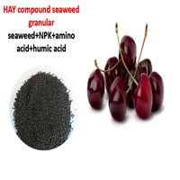 Seaweed+NPK+Amino Acid+Humic Acid Organic Fertilizer