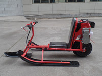 a interesting 49cc snowmobile for kids made in china