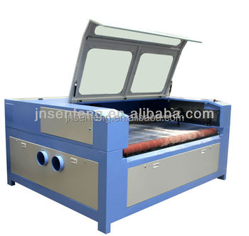 SF1610E Clothing laser cutting machine Price