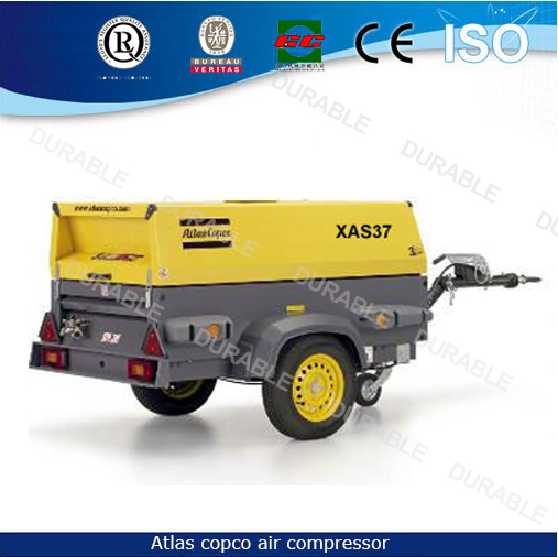 Atlas Copco XAHS186 Portable Air Compressor for sale