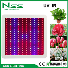 Professional red blue 9 bands 1200w led grow light greenhouse full spectrum grow light