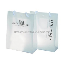 HDPE Cotton Loop Handle Plastic Bag