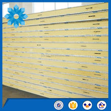 cold room with PU sandwich panel