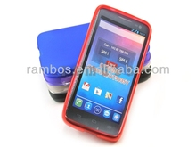 Slim Mobile Phone TPU Case Soft Gel Cover for Alcatel One Touch X POP OT5035D