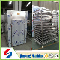 Henan JIUYONG machinery euqipment fruit and vegetable drying machine