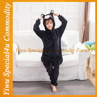 SPRA-139 2016 Winter children clothes manufacturer,kids animal pajamas clothing wholesale