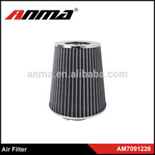Universal auto air filter materials