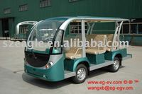 electric minibus,CE approved electric shuttle bus, EG6118KA02/03