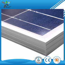 2017 high quality 150w solar electricity panel with black TTP back sheet