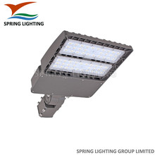 Shenzhen LED street lights manufacturer UL DLC listed 150w linear type LED street light replace 250W HPS