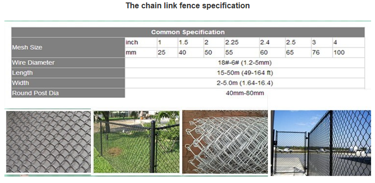 removable mesh pool safety fence/chain link fence