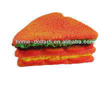Big sandwich dog toy/dog toy