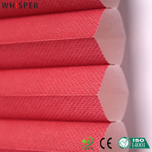 Whisper Arch Window Shade Honeycomb Fabric Blinds