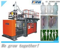 Single Station Extrusion Blowing Plastic Mannequin Making Machine